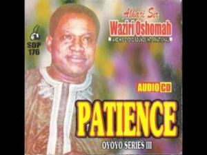 Waziri Oshomah - Omo Non Yanya Krees Imodibie